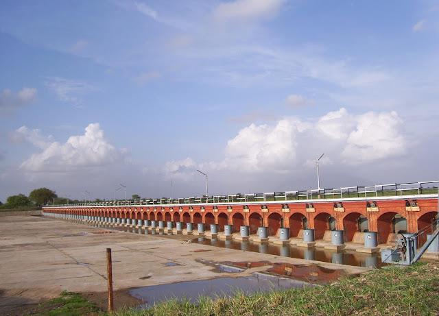 Sayaji Reservoir