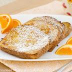 Baked Orange French Toast