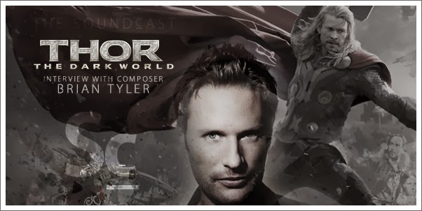 Soundcast Interview: Brian Tyler (Thor: The Dark World)