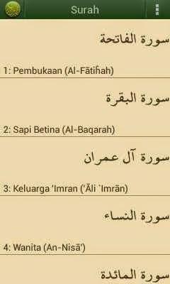Ini Cara Mudah Hafal Arti Nama Surah Al-Qur'an