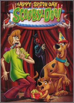 Filme Poster Scooby-Doo! Feliz Dia do Susto DVDRip XviD Dual Audio & RMVB Dublado
