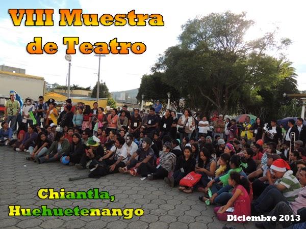 """VIII Muestra de Teatro por los Derechos Humanos """" Regional"""""""