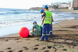 Canarias se conectará pronto al cable de comunicaciones entre África y Europa