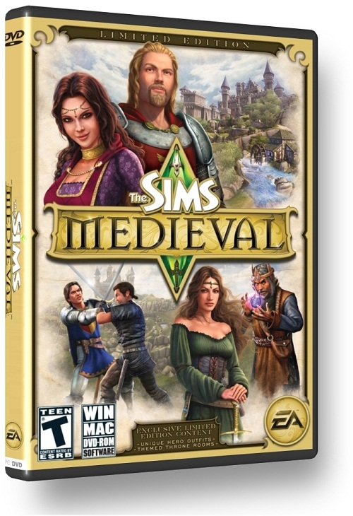 The Sims Medieval RELOADED