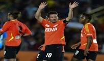 Messi amigos Estrellas Internacionales 23 Junio