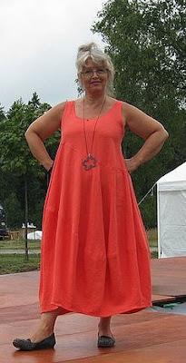 e34433ab7da8 Ballongklänning - Anna Lundmark Design