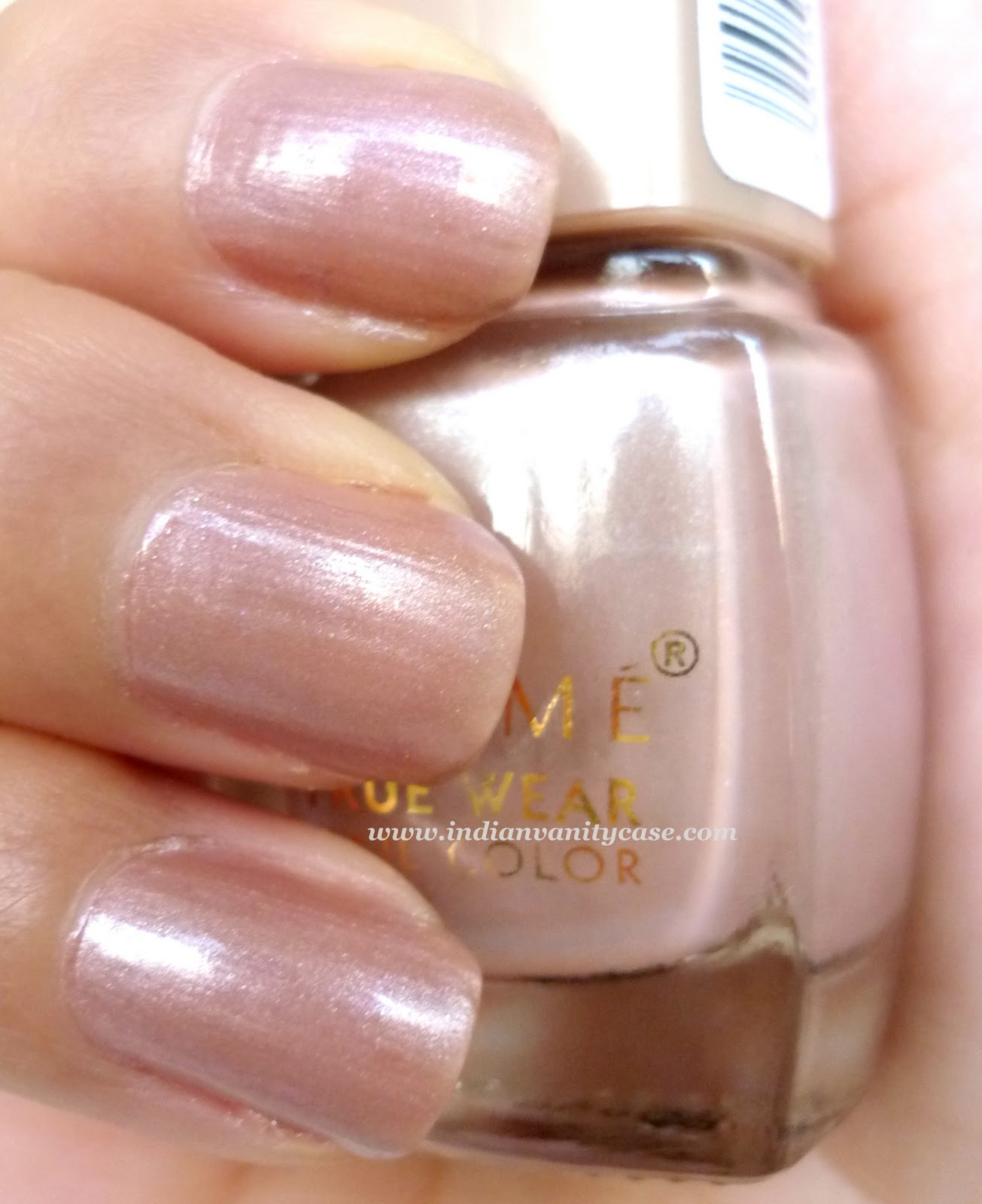 Indian Vanity Case Lakme Fantasy Collection True Wear Nail Color