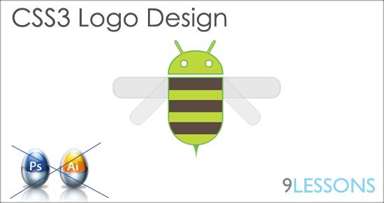 css3 logo design