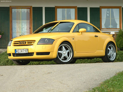 2002 Abt Audi Tt Limited. ABT Audi TT-Limited 2002. ABT Audi TTLimited Front Angle 2002