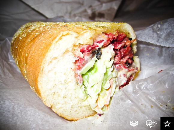 Capriotti's Sandwich Shop in Mission Valley/San Diego