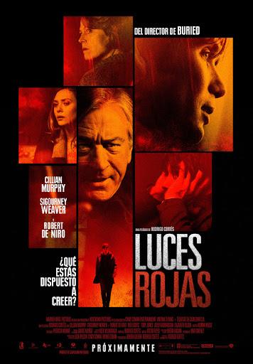Poster de Luces Rojas.