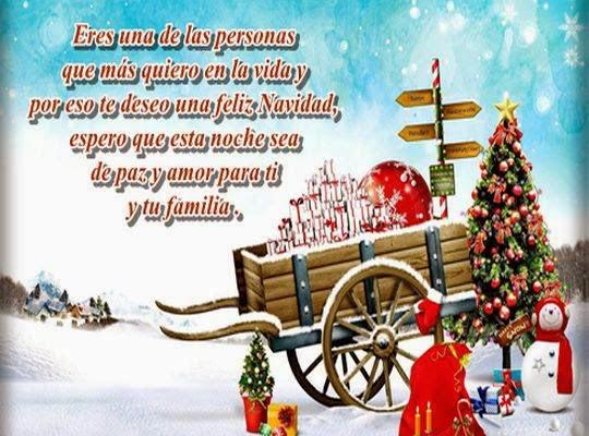 Mensajes de navidad lindos para estas fiestas navideñas