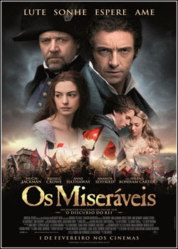 Os Miseráveis – DVDSCR AVI Legendado