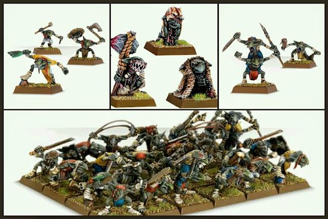 Gnoblars Warhammer Fantasy