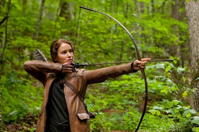 Hunger Games movie: 'dangerously prophetic'