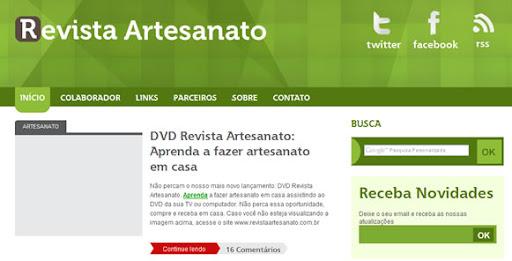 Novo site