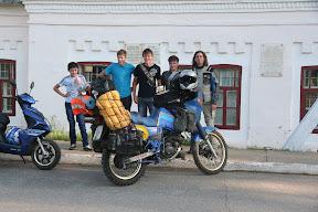 Mendelejevska moto banda
