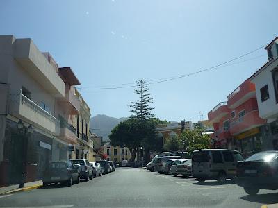 kleine Ort im Osten Gran Canarias.