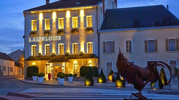 Maison Lameloise (Chagny, Francia)