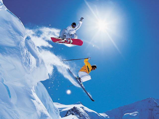 Подготовка горных лыж и сноубордов в течение зимнего сезона