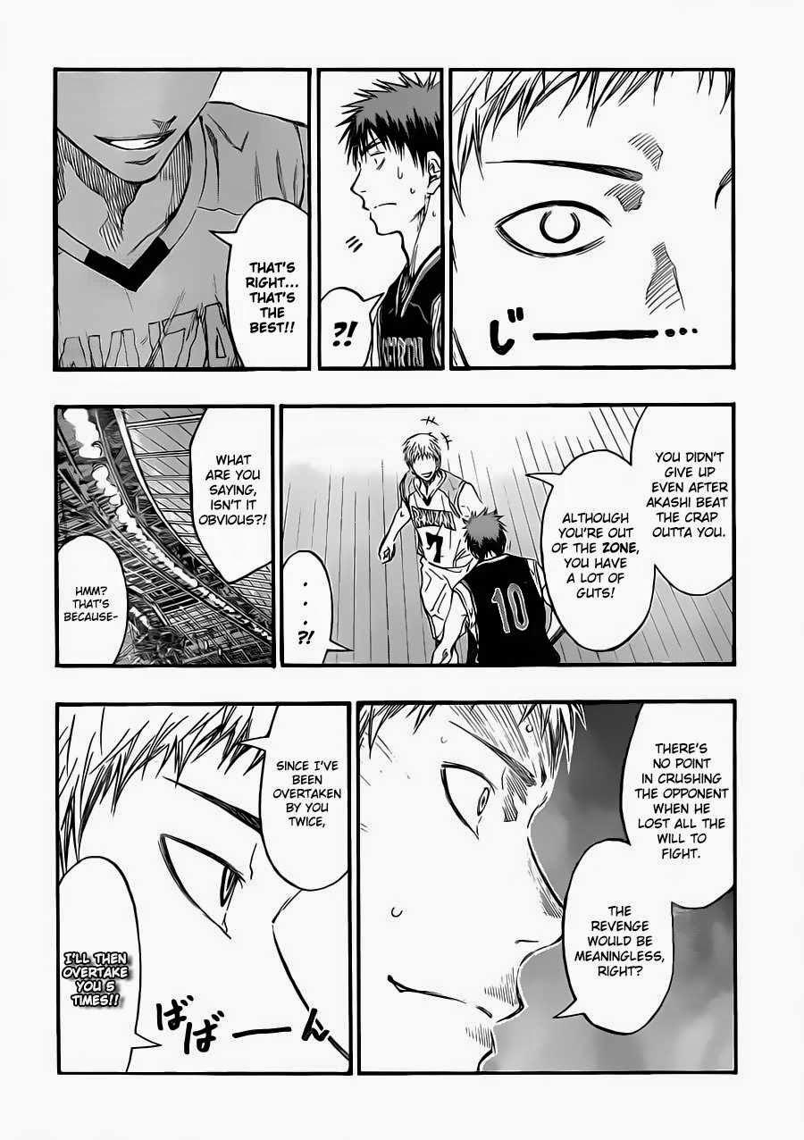 Kuroko no Basket Manga Chapter 236 - Image 02