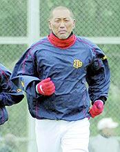 オリックス・清原和博内野手がダッシュを披露