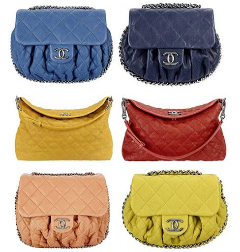 chanel kol çantaları
