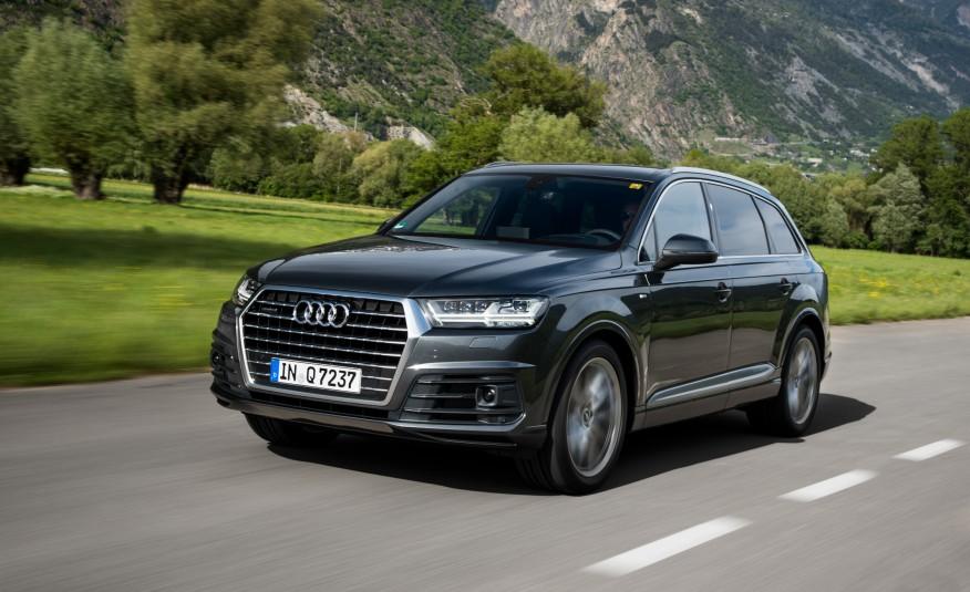 Hình dáng dậm chất các dòng xe của Audi, không có nhiều thay đổi theo năm tháng