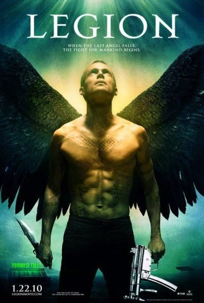 Poster Of Legion (2010) Full Movie Hindi Dubbed Free Download Watch Online At Alldownloads4u.Com