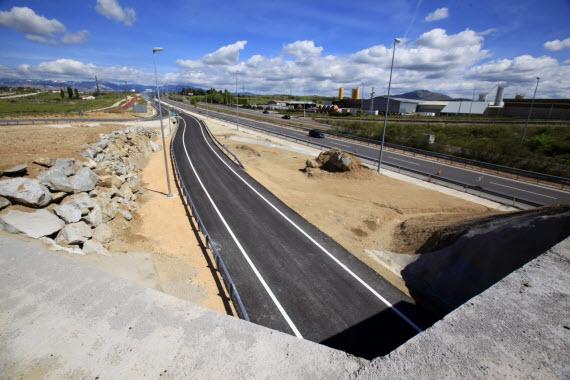 Nuevo acceso al sector La Maquinilla en Colmenar Viejo