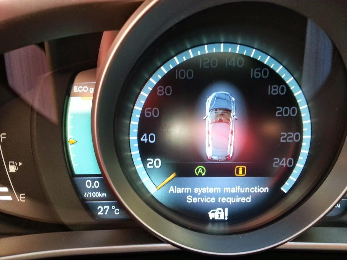 Alarm System Volvo V40 Forums