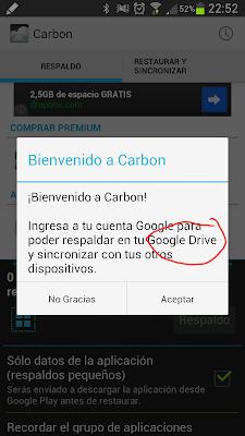 Carbon Backup 4
