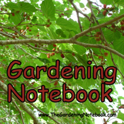 Book Review - The Gardening Notebook