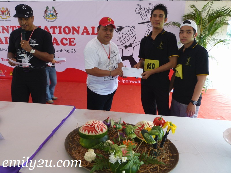 Ipoh International Waiters Race