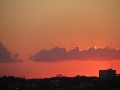 Sunset, Paradise Island, Bahamas,.jpg