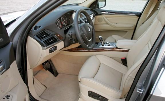 Bmw Automobiles Bmw X5 2008 Interior