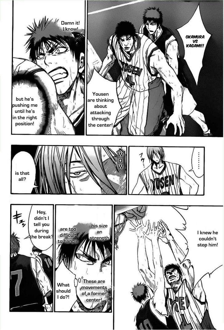 Kuroko no Basket Manga Chapter 149 - Image 14