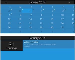 Kalendar – jQuery Event Calendar Plugin