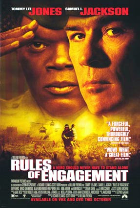 Rules Of Engagement - Luật Chiến Tranh