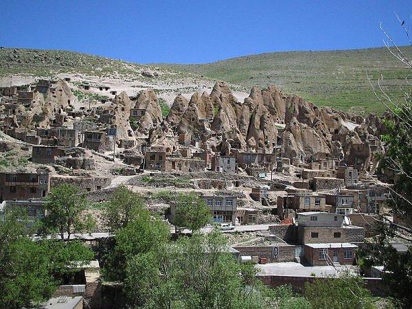 Кандован,Иран