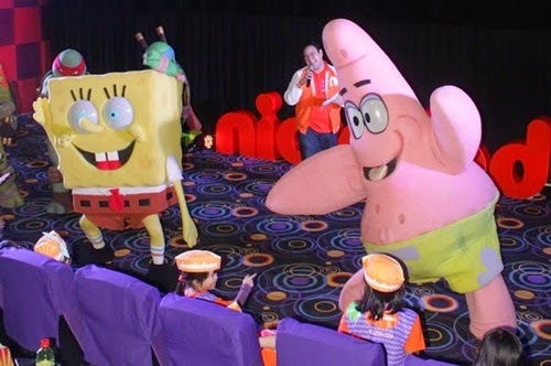 Nickelodeon, lifestyle, events