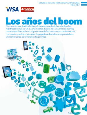 Estudio de Comercio Electrónico en América Latina 2012 -  América Economía Intelligence