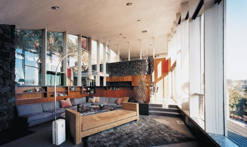 The North Elevation Classic Spaces John Lautner Garcia