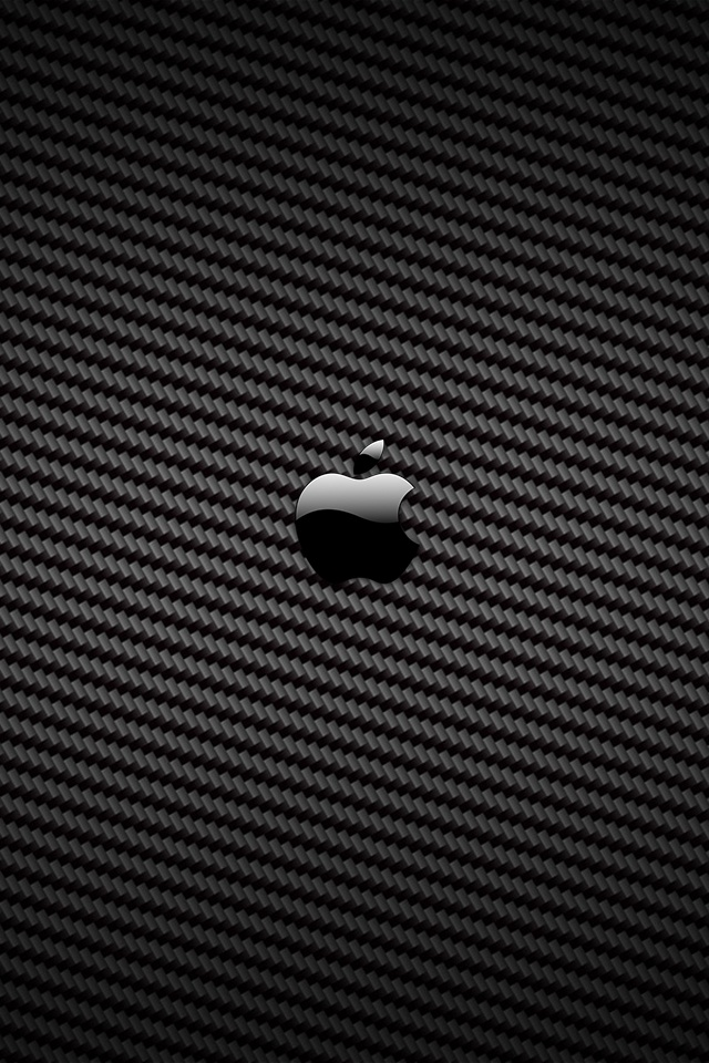Apple iPhone Wallpapers Black