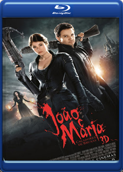 8 João e Maria   Caçadores de Bruxas   Versão Estendida   Dual Àudio   DVD r e BluRay 720p