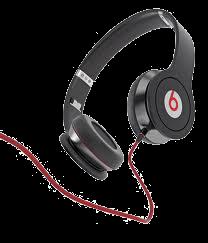 Fone de Ouvido HeadPhone Beats By Dr. Dree SOLO HD Fone Preto