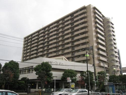 綾瀬プルミエ全景