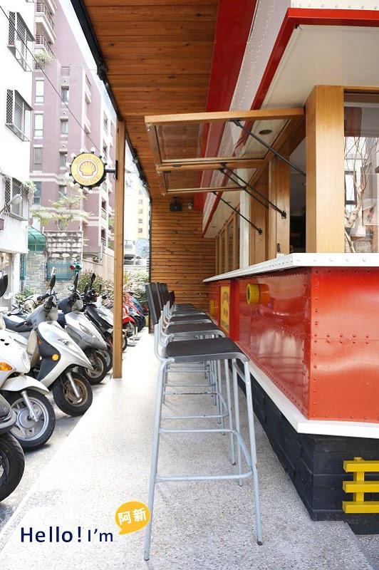 勤美誠品綠園道,美式餐廳,Hot Shock哈燒庫美式休閒餐廳-2