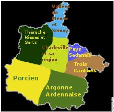 D couvrez les ardennes de france le d partement for Chambre d agriculture luxembourg