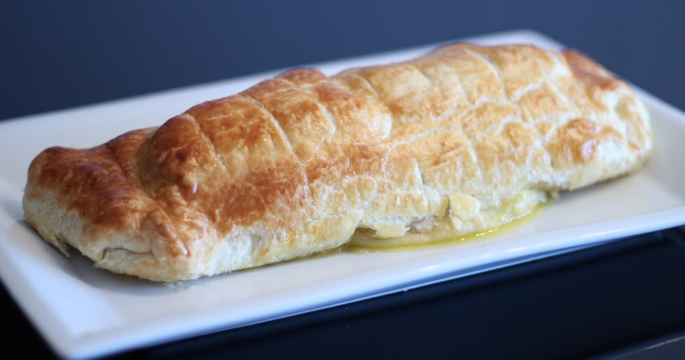 Solomillo de cerdo en hojaldre con foie y manzana un for Solomillo al horno facil y rapido